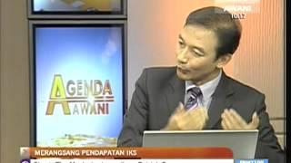 MOSTI : Agenda Awani - Yayasan Inovasi Malaysia dan MOSTI - Merangsang Pendapatan IKS
