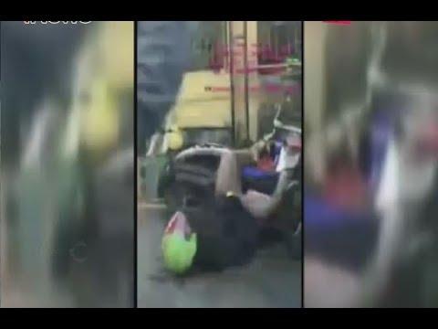 Video Amatir Sesaat Densus 88 Tembak Mati Dua Terduga Teroris di Depok