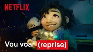 Vou Voar 2 | Clipe A Caminho da Lua | Netflix Brasil