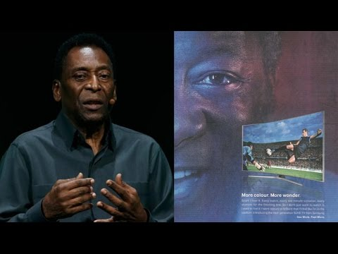 Pele Sues Samsung for $30 million Over Newspaper Ad