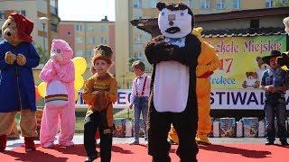 VII Dziecięcy Festiwal Tańca w PM nr 17