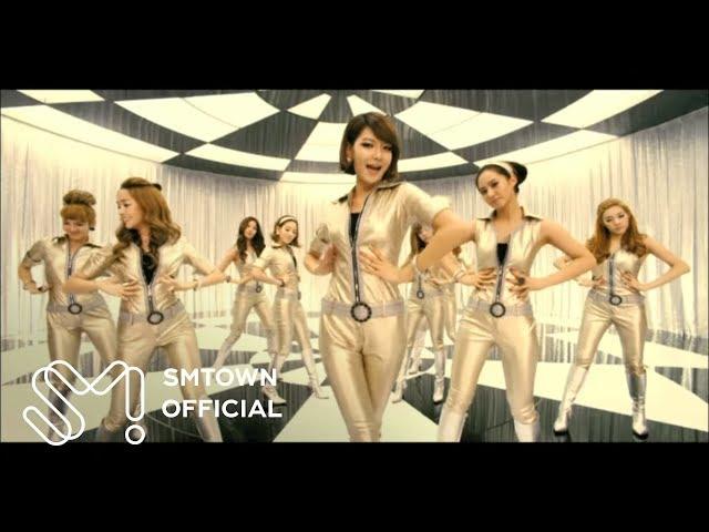 Girls' Generation 소녀시대 '훗 (Hoot)' MV