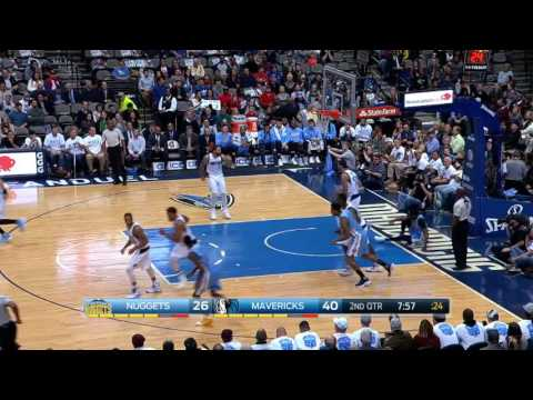 Denver Nuggets at Dallas Mavericks - December 12, 2016