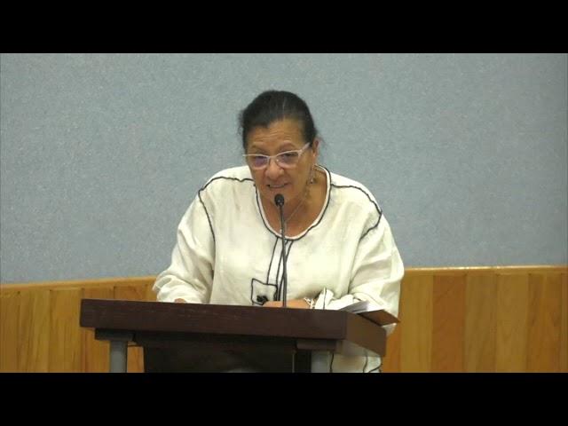 Acto Solemne de Disculpa Pública por caso Lesvy Berín, en el Incifo.