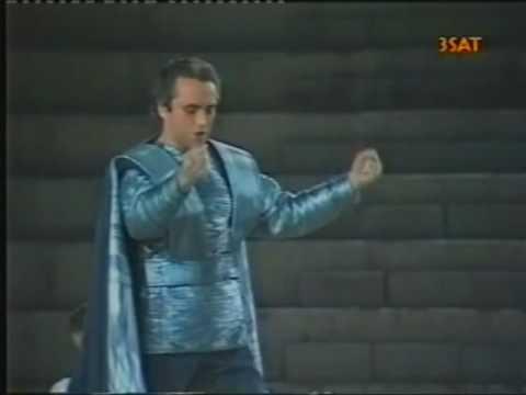 """Josep Carreras: """"Ah, La Paterna Mano"""" (Macbeth) - Verona 1986"""