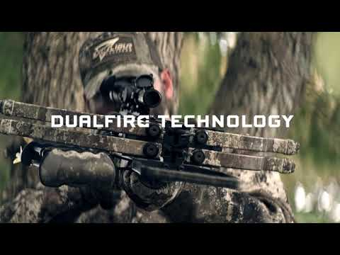 DualFire Technology, as featured on the Excalibur TwinStrike