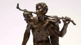 19th & 20th Century American & European Figurative Bronze Sculpture