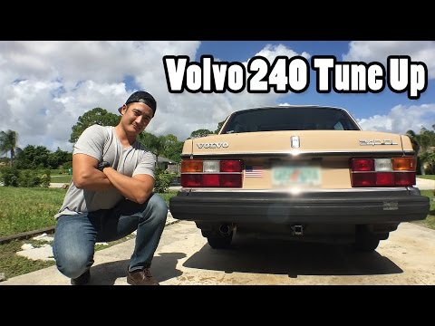 HOW TO FIX A 1986 VOLVO 240