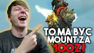 Jakość Mounta Za 100zł Ze Sklepu Blizzarda Pozostawia Wiele Do Życzenia...