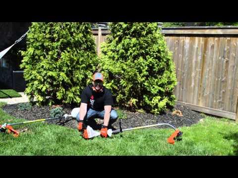 Parlons Tech Avec Chad -- Comment Démarrer Votre Coupe-herbe STIHL Ep. 2