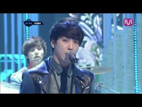CNBLUE Hey You(Hey You by CNBLUE@Mcountdown 2012.04.05)