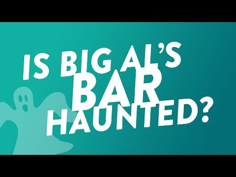The Kidd Kraddick Morning Show - Is Big Al's Bar Haunted?
