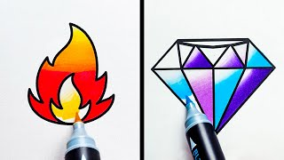 29 SATISFYING GRADIENT PAINTING TECHNIQUES