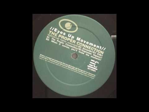 Eyes Up Movement - Explosive Vapour (2000)