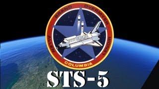 Orbiter 2010 / Columbia STS 5 First Operational Flight