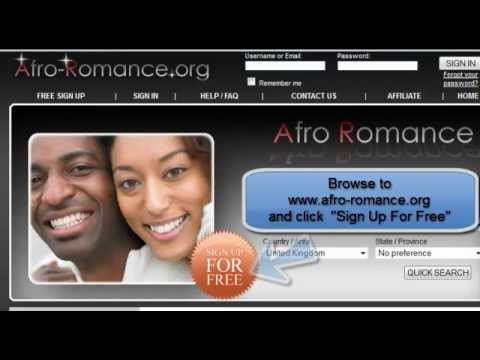 afro dating site