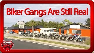 Biker Gangs Are Still Real