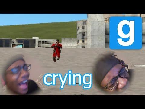 THE FUNNIEST GMOD VIDEO EVER (crying) | Garry's Mod