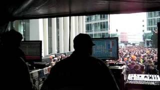Acid Up Dub & Drone @ Zodiak Commune - Queensday Festival 2010 [30-04-2010, Kennedyplein, Eindhoven]