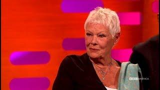 Dame Judi Dench's Least Memorable Role  - The Graham Norton Show
