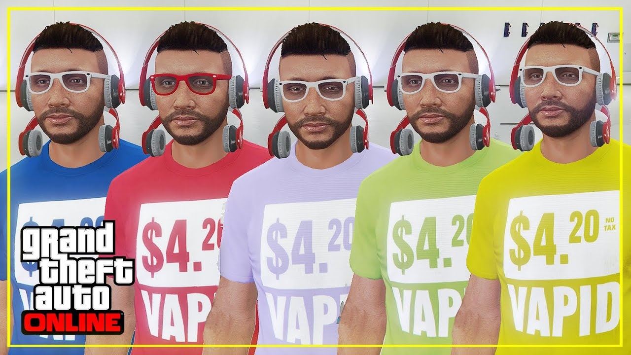 Color change online - Gta 5 Online Shirt Color Glitch Change T Shirt Color Cool Outfits Gta 5 Glitches Youtube