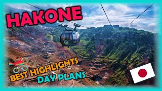HAKONE Japan Travel Guide. Free Self-Guided Tours (Highlights, Attractions, Events)