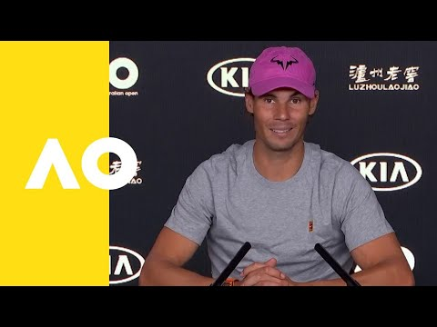 Rafael Nadal press conference (SF) | Australian Open 2019