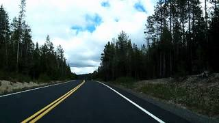 Tour of Newberry Caldera - National Volcanic Monument, Paulina Peak Drive