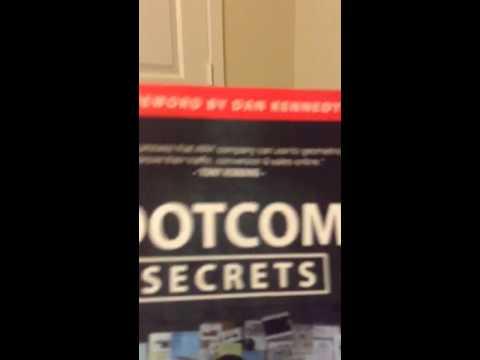 Just Got Russell Brunson's DotCom Secrets Book In The Mail!
