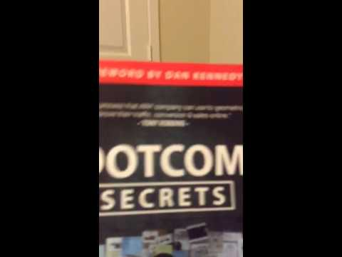 Just Got Russell Brunson's DotCom Secrets Book In The Mail!