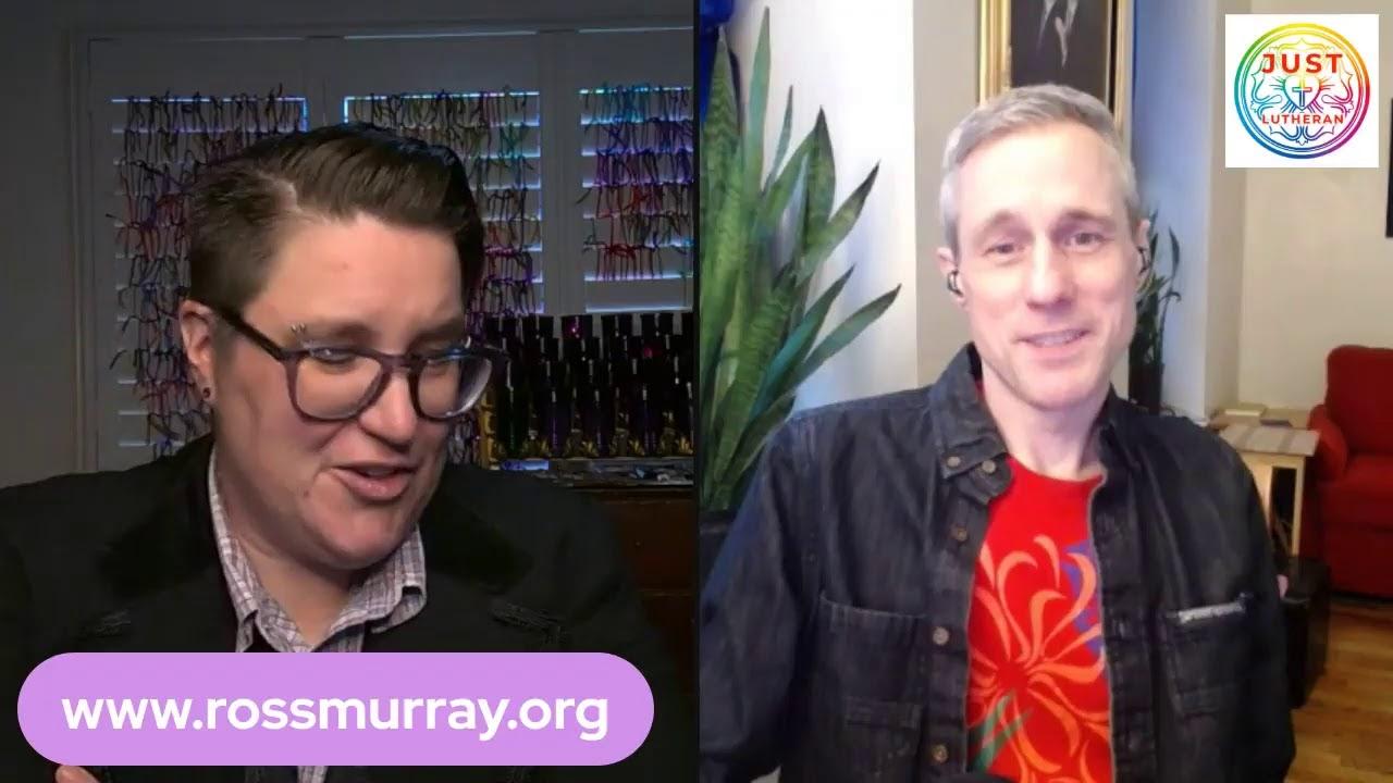 Intersectional Conversation: Ross Murray