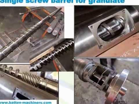 Batten-Leading of screw barrel manufacturer