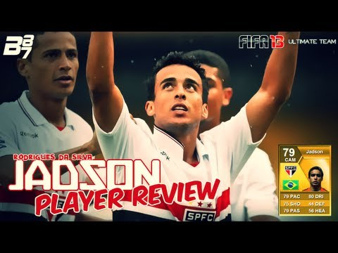 FIFA 13 Ultimate Team | Player Review | EP04 Jadson