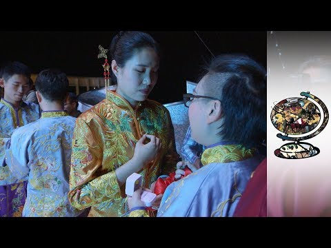 LGBT Couples In China Find An Unconventional Way To Marry