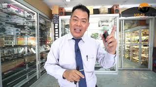 Car GPS tracking device reviews by Ken Toh in Bahasa Malay
