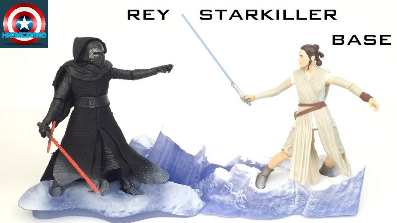 Star Wars Black Series Force Awakens Rey Starkiller Base 6 Inch Figure Action- & Spielfiguren