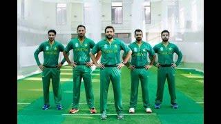 Saya -e- Khuda e Zuljalal -- Pakistan Song for World T20 2016