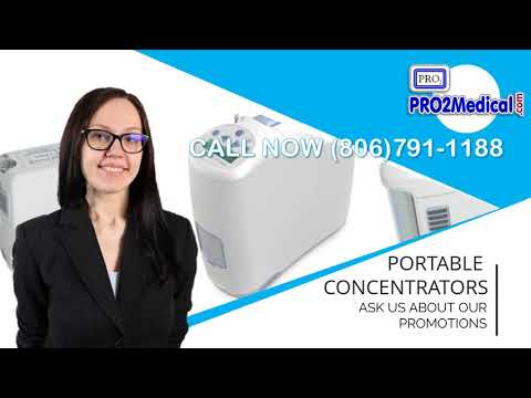 Portable Oxygen Concentrators Lubbock Texas | Call (806)791-1188