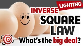 The Inverse Square Law For Photographers. A Visual Approach To The Inverse Square Law Of Light