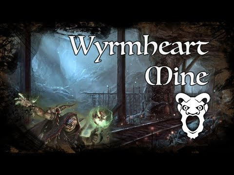D&D Ambience - [ToA] - Wyrmheart Mine