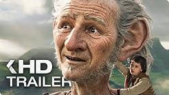 BFG - Big Friendly Giant Trailer 3 German Deutsch (2016)