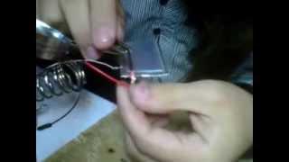 как сделать самодельную точечную сварку(как сделать самодельную точечную сварку из подручных материалов., 2014-09-26T19:08:03.000Z)