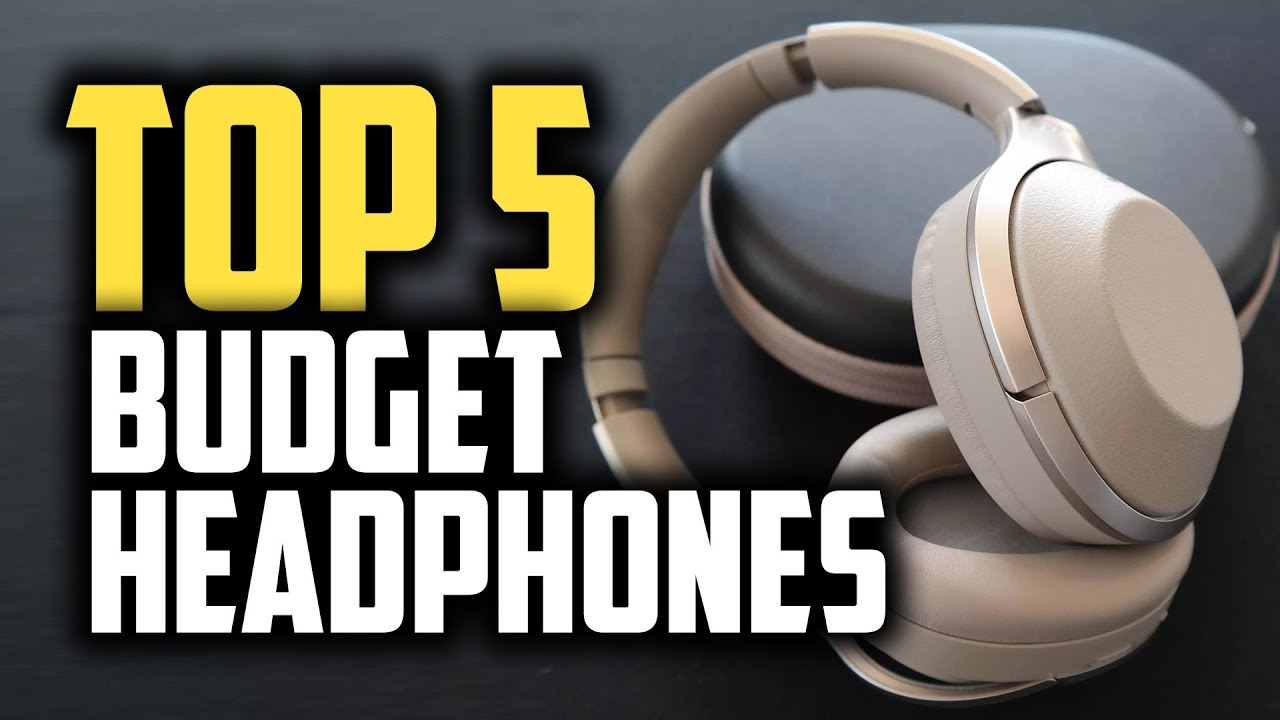 Best Budget Wireless Headphones In 2019 5 Cheap Headphones For Music Youtube