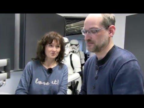 Die dunkle Seite funkt zurück - das Interview