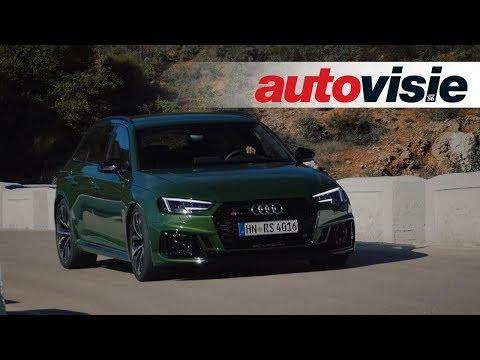 Review: Audi RS 4 Avant (2017)