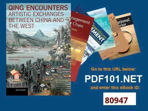 Qing Encounters Artistic Exchanges between China and the West Issues & Debates