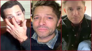Supernatural Cast Reaction To Supernatural Series Finale!
