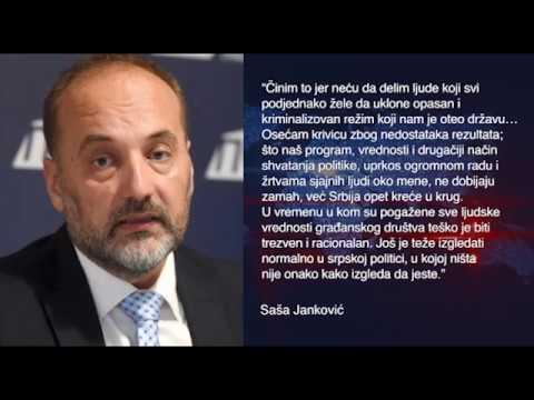 Odlazak Saše Jankovića | ep158deo04