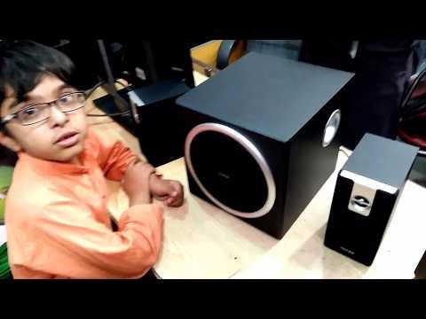 Edifier P3080m World No1 Multimedia 2.1 Speaker Latest 2018 Specs Review In Urdu
