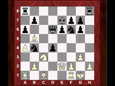Evolution of Chess Style #148 - Vera Menchik  vs Max Euwe - Hastings 1931/32